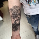 Robert Veldman Tattoo. Alkmaar